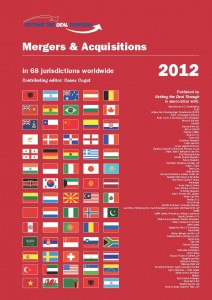 Getting the deal through_M&A2012_Bulgaria_cover only