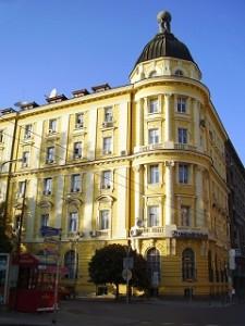 Vazov Building