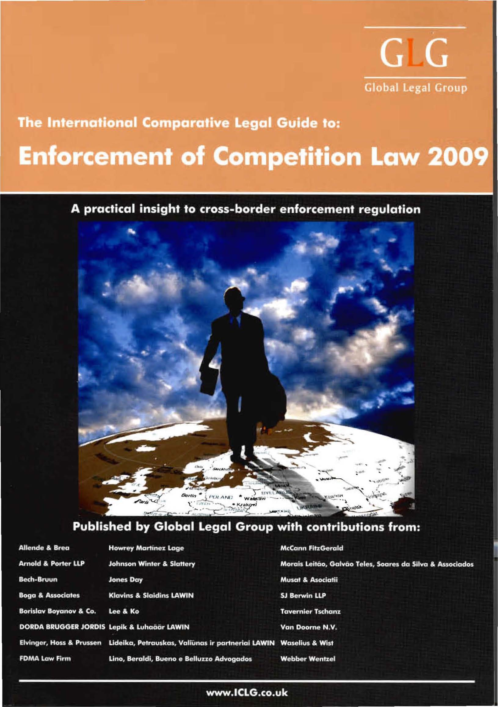 enforcement-of-competition-law-2009-bulgaria