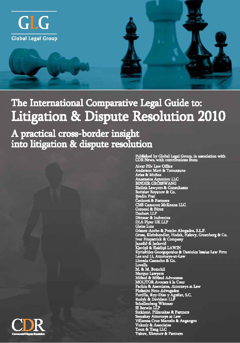 litigation-dispute-resolution-2010-bulgaria