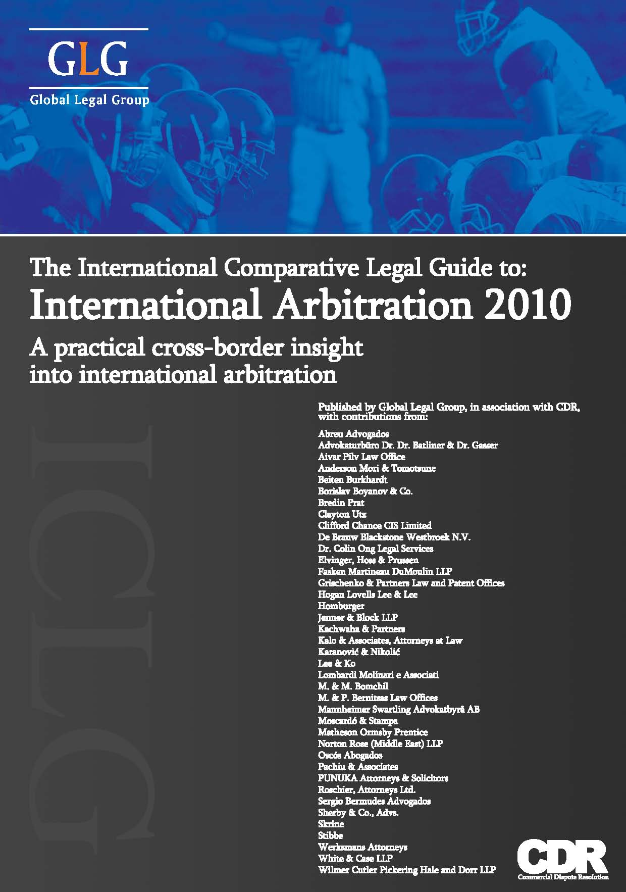 the-international-comparative-legal-guide-to-international-arbitration-2010