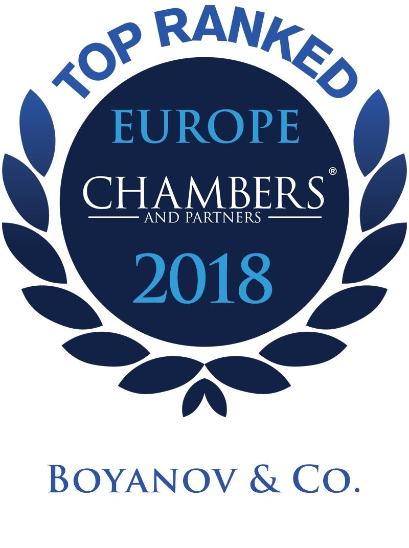 Chambers Europe 2018_B&Co
