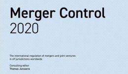 Merger Control 2020